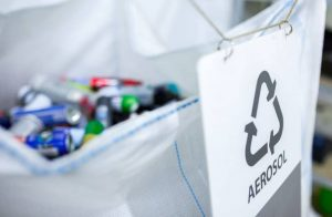 Refusal to aerosol cans is for the safety of the workers in the recycling facilities as they perform their duties.