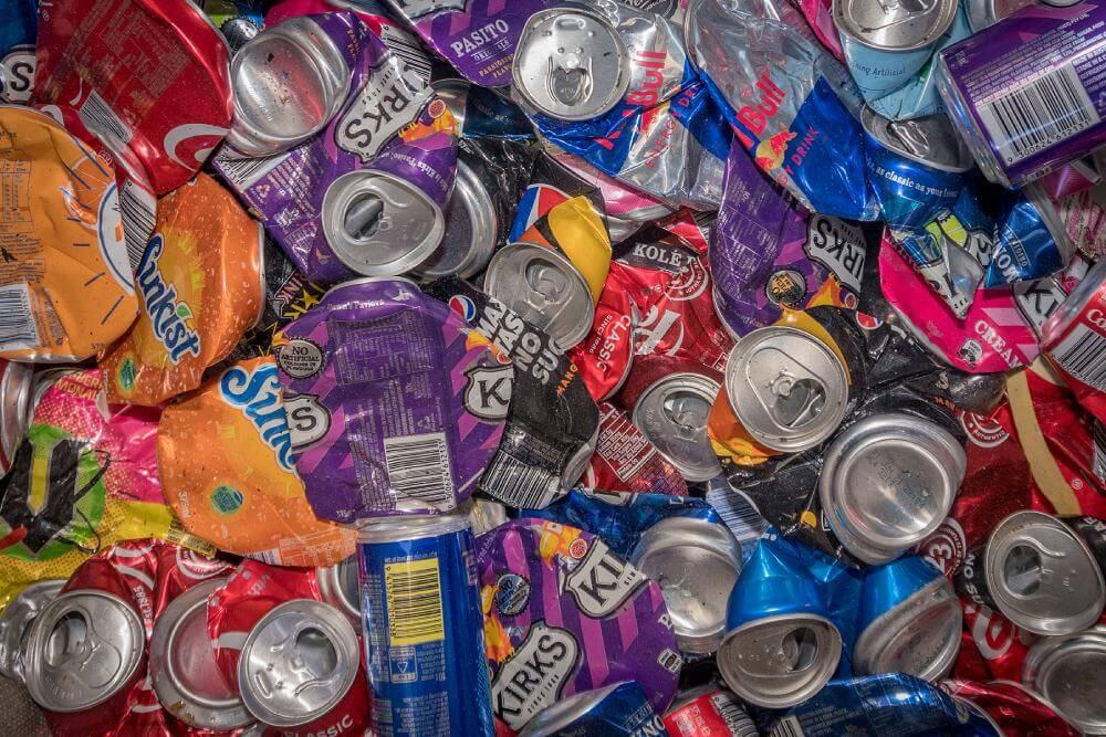 Aluminium Cans Recycling