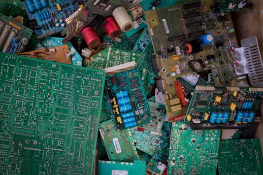Domestic E-waste Recycling
